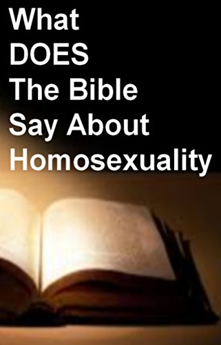 summer of sinchristianity and homosexuality essay