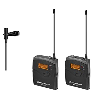 Sennheiser ew 112-P G3 B-Band 630-662 MHz Wireless System