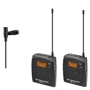 Sennheiser ew 112-P G3 B-Band 630-662 MHz Wireless System