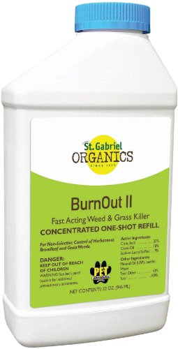 Burnout II Weed & Grass Killer Refill - 32 Ounce Bottle - Part #: 40015-3