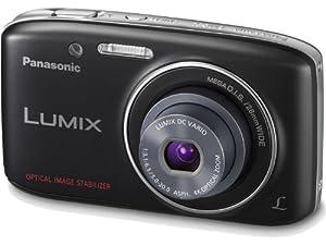 Panasonic Lumix S2 14.1 MP Digital Camera with 4x Optical Zoom (Black)