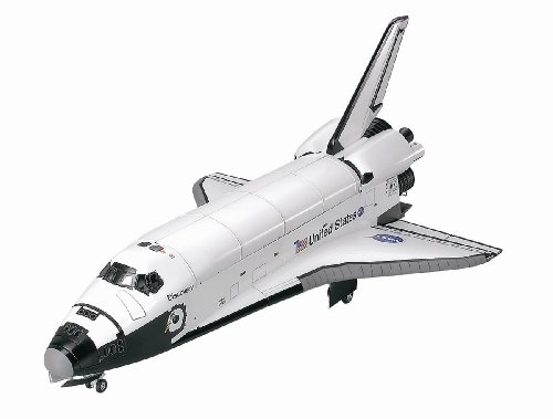 Tamiya 1/100 Space Shuttle Orbiter Kit