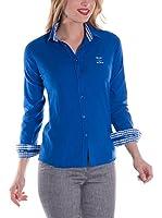 Giorgio Di Mare Camisa Mujer (Azul Royal)