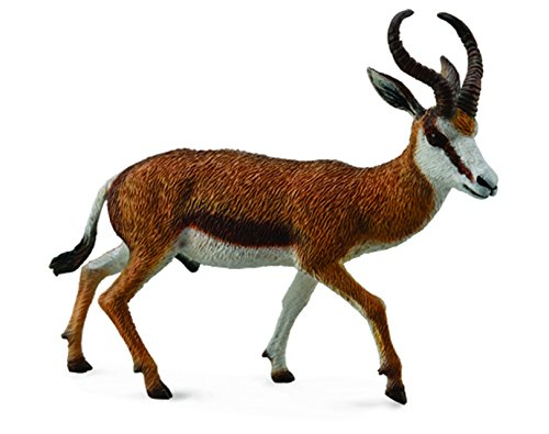 Collect A Wild Life Springbok Toy Figure