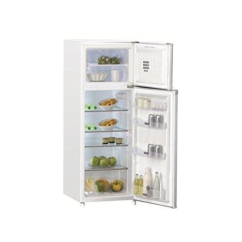 Whirlpool WTE 2512 A+ W réfrigérateur-congélateur - réfrigérateurs-congélateurs (Autonome, Placé en haut, A+, Blanc, Droite)