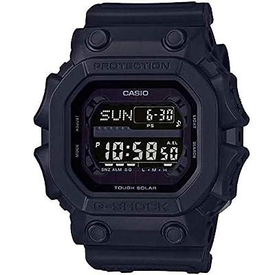 【国内正規品】Casioカシオ腕時計g-shock Gショック タフソーラー G-5600e-1jf ブラック黒