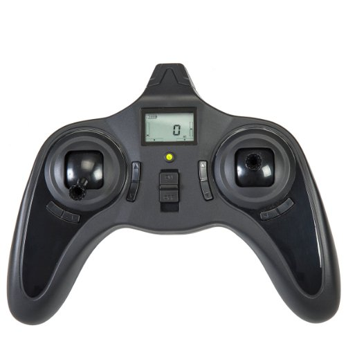 HUBSAN Remote Control 4-Channel, 2.4GHz Transmitter (TX) for X4 H107L & H107C Quadcopter