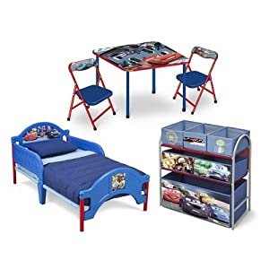 Disney Cars 3-Piece Room Set from Delta Enterprises