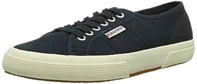 Superga Womens Cotu Classic Navy Sneaker - 37