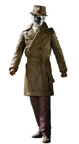 Watchmen Movie Rorschach Action Figure