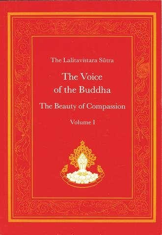the-voice-of-the-buddha-the-beauty-of-compassion-2-volume-set-translation-series