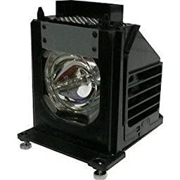 Mitsubishi WD-73733 TV Assembly with High Quality Original Bulb Inside