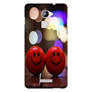 Smiley - Mobile Back Case Cover For COOLPAD NOTE 3 LITE