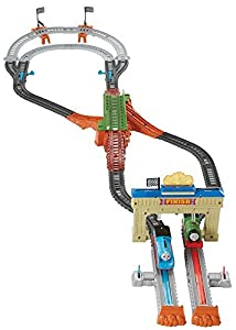 "Thomas & Friends DFM53 ""TrackMaster Percy's Railway"" Race Set"