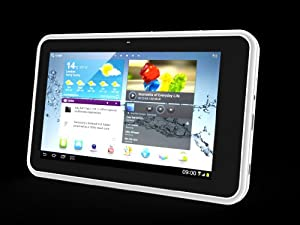 Mid-3108 7 Inch Smart Phone Mtk6575 with 3g Phone Call Function, Gps, Bluetooth, Dual Cam, Fm Function, Wifi Tablet Pc