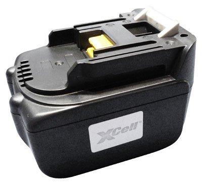 Werkzeugakku kompatibel mit MAKITA BHP442RFE mit Li-Ion/ 14.4V/ 3.000 mAh