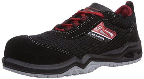 mts-sicherheitsschuhe-m-soft-mustang-s1-45813-scarpe-antinfortunistica-unisex-nero-schwarz-42