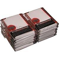 KMC Card Barrier Mini Series Yu-Gi-Oh Size Deck Protectors - White [10 packs]