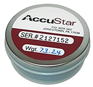 AccuStar Activated Charcoal Radon Test Kit / Short Term 48-96 Hour Test (Please Note: These Test Kits are Not Valid in New York)