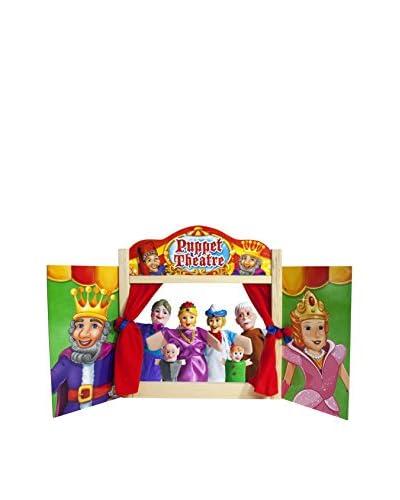 Color Baby Teatro Con Marionette
