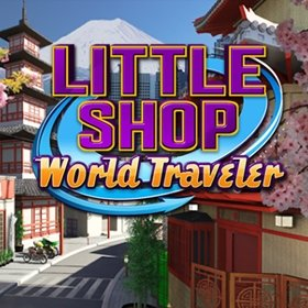 Little Shop - World Traveler [Game Download]