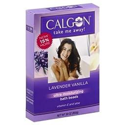 Calgon 30 Oz. Bath Beads In Lavender Vanilla