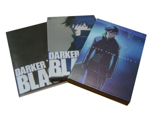 Vol. 1-Darker Than Black
