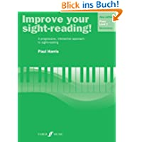 Improve Your Sight-Reading! Piano Level 2: Elementary