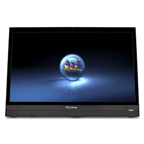 Viewsonic Vsd220 22-Inch (21.5-Inch Vis) Full Hd 1080P Led Touchscreen Smart Display And Android 4.0 Ics All-In-One front-976659
