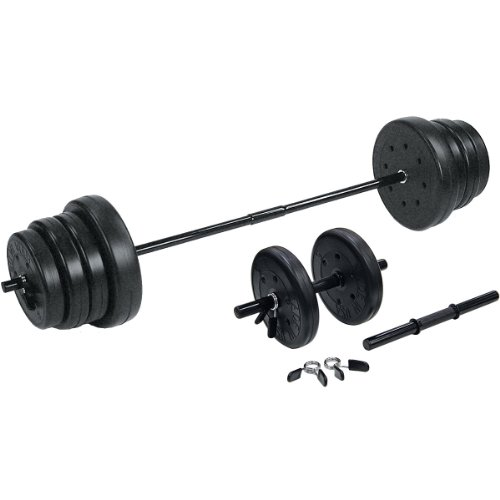 US Weight 105-Pound Weight Set with Dumbbells