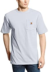 Carhartt Men's Workwear Pocket Short Sleeve T-Shirt Original Fit K87
