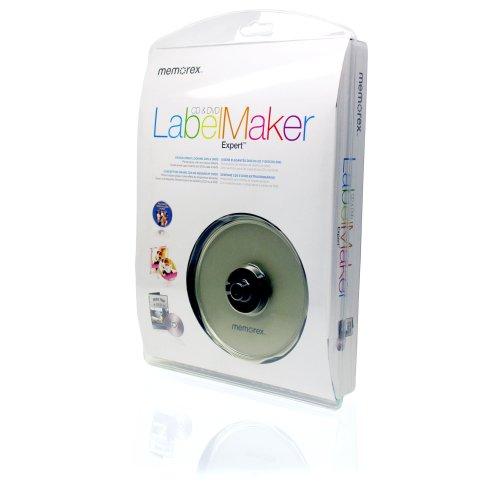 Memorex Label Maker Expert Kit (Cd Label Software compare prices)