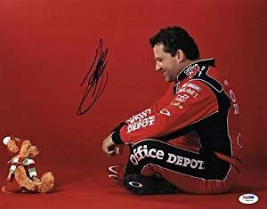 Signed Tony Stewart Photograph - 11x14 #v86042 - PSA DNA Certified - Autographed... by Sports Memorabilia