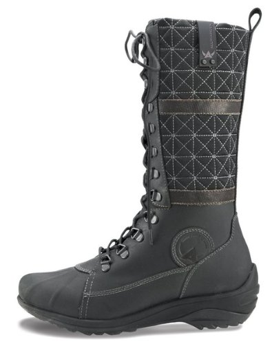 Allrounder By Mephisto Women S Arina Boot Black Mohawk 10