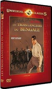 Les Trois Lanciers du Bengale - lives of a bengal lancer