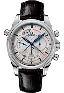 Men Watches OMEGA CO-AXIAL RATTRAPANTE