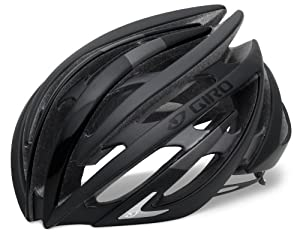 Giro Aeon Cycling Helmet (Matte Black, Medium)