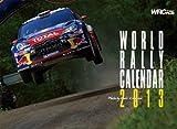 2013 WRC PLUS カレンダー 壁掛けタイプ 13枚(表紙+12カ月分)