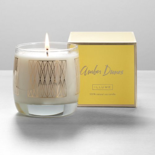 Illume Essentials Boxed Candle - Amber Dunes
