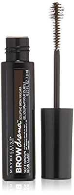 Maybelline New York Eyestudio Brow Drama Sculpting Brow Mascara, 0.23 Fluid Ounce