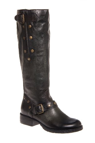 Nola Tall Low Heel Boot
