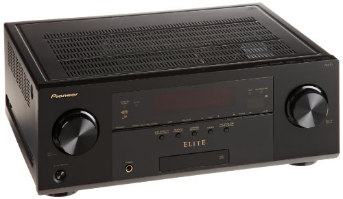 Pioneer Elite VSX-51 7.1-Channel 3-D Ready A/V Receiver