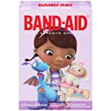 Band-Aid Bandages -Disney Doc Mcstuffins Asst 20-Count (Pack of 6)