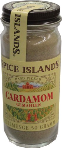 Spice Islands Cardamom, Ground, 2-Ounce