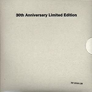 The Beatles (The White Album) Limited Edition, Original recording remastered Edition by Beatles, The Beatles (1998) Audio CD
