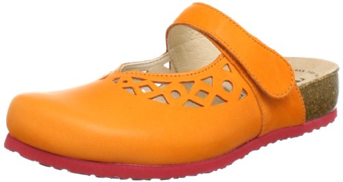 Think Julia 80342, Sabot donna, Arancione (Orange (karotte/kombi 69)), 41