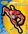 DC Comics Flash Running Die Cut Sticker 45167S
