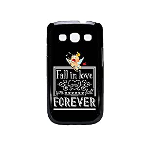 Vibhar printed case back cover for Xiaomi Redmi 2 FallForever