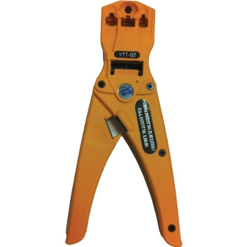 Vanco 370150 All in One Modular Crimping Tool