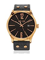 So&Co New York Reloj con movimiento Miyota Man Quartz 45 mm